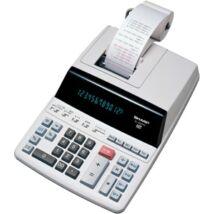 EL2607PGGYSE szalagos számológép