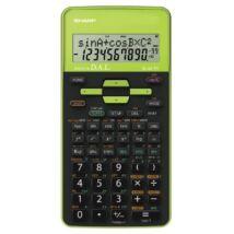 EL531THBGR zöld tudományos számológép