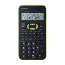 EL531XHGR zöld tudományos számológép
