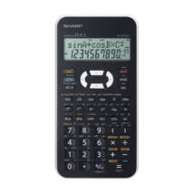 EL531XHWH fehér tudományos számológép
