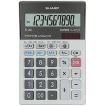 ELM711PGGY asztali számológép