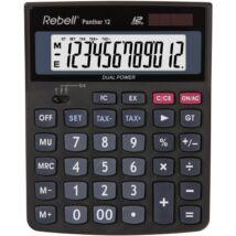 PANTHER12 környezetbarát asztali számológép