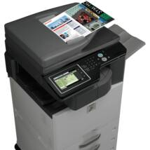 MX2314N használt színes másológép