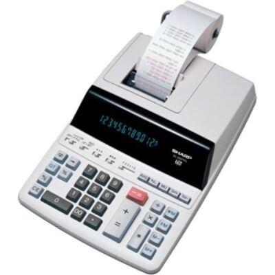 EL2607PGY szalagos számológép