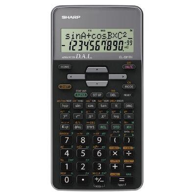 EL531THBGY szürke számológép