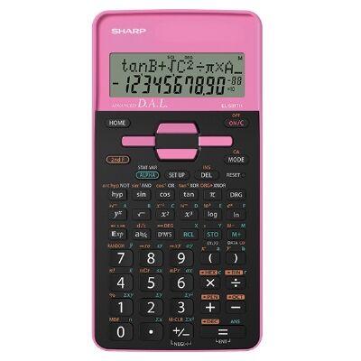 EL531THBPK pink számológép